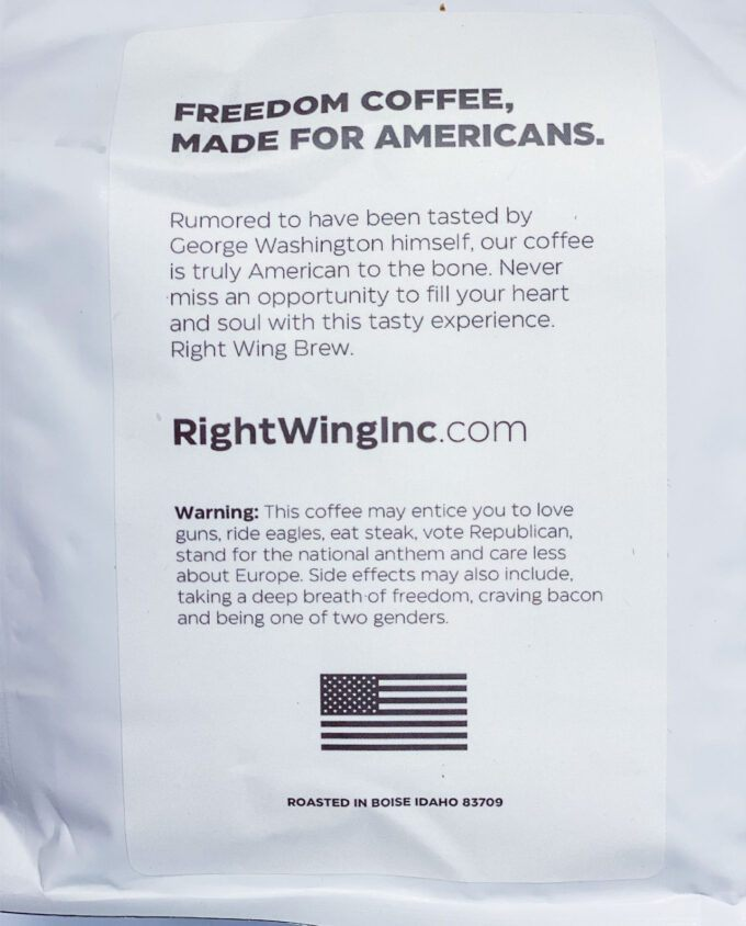 Right Wing Brew